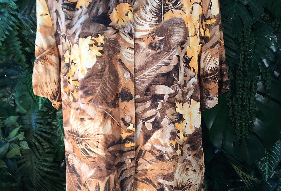 Sixth Sense 90s blouse