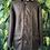 Thumbnail: Zip & button down suede coat