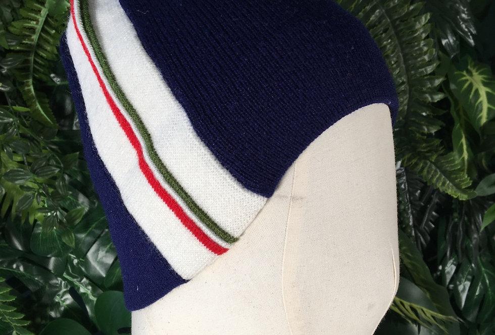 Striped Ski Hat
