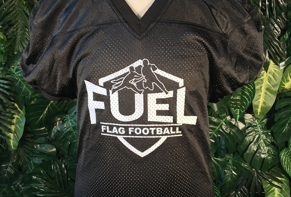 Fuel reversible football jersey