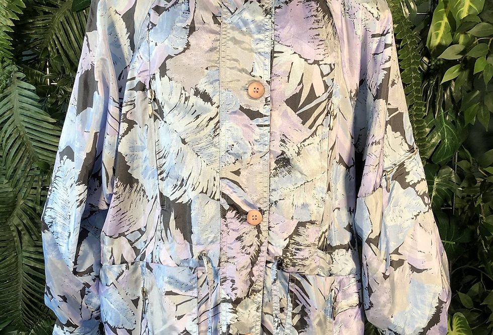 90s ski coat