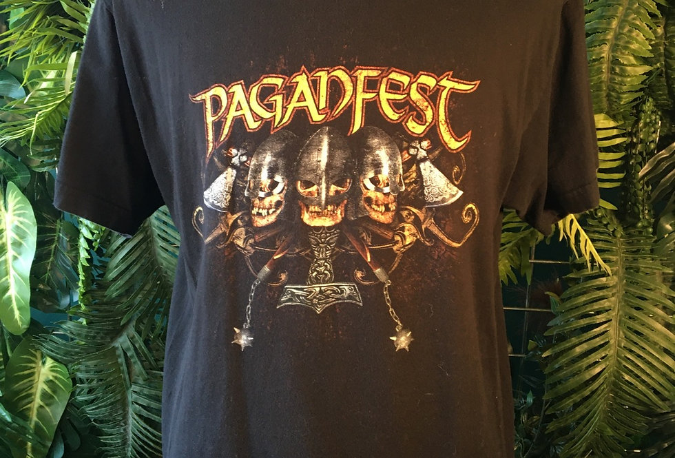 Paganfest Tour Tee (L)