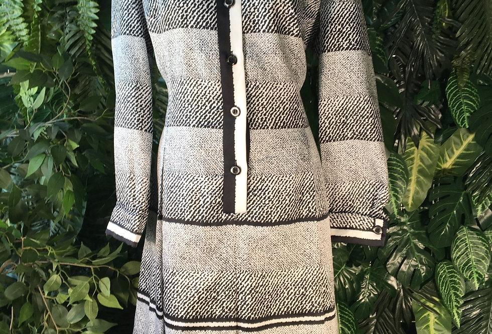 Har Dob monochrome dress (size 18)