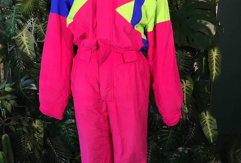 Vintage Fila snow suit