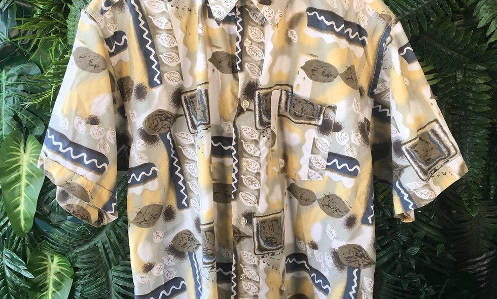 90s Print Shirt
