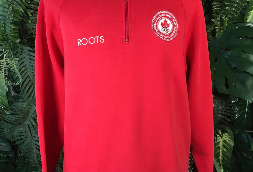 Roots Olympic zip up