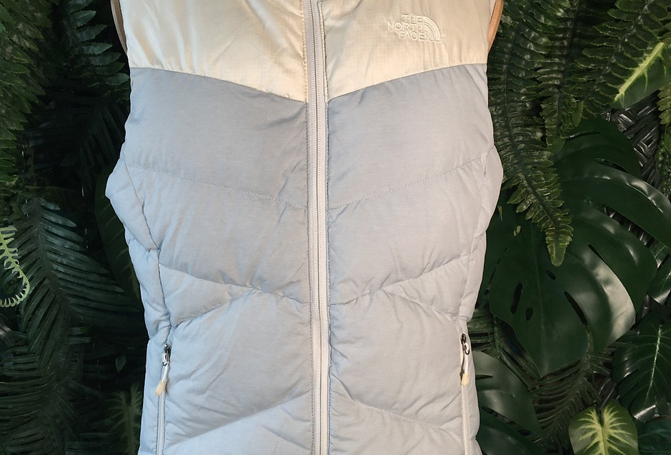 The North Face hooded gilet