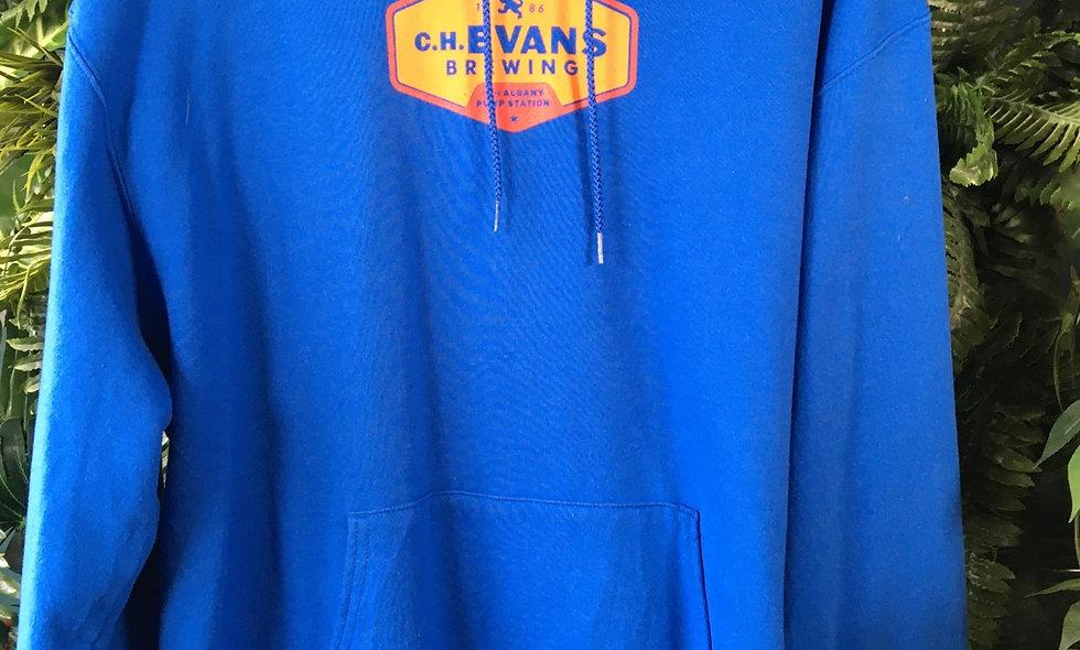 Champion C H Evans Brewing Hoody