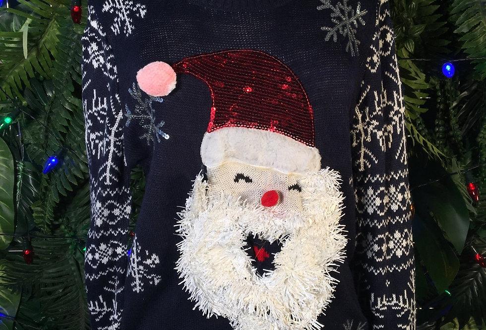 Santa Sweater (M)