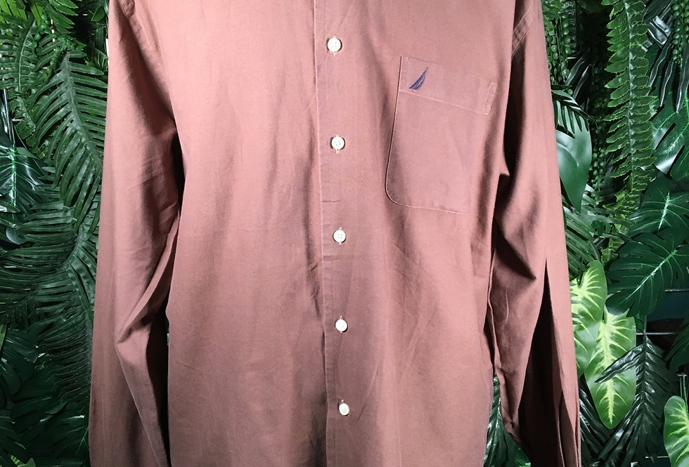 Nautica Vintage Oxford Shirt
