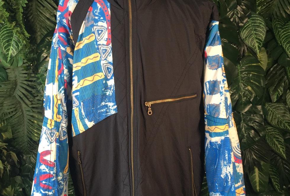 Maker Y2K snow boarding jacket (L)