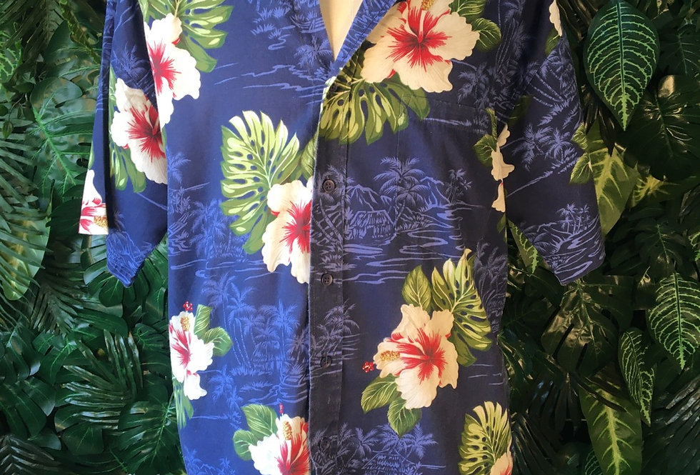 Identic Hawaiian shirt (M)
