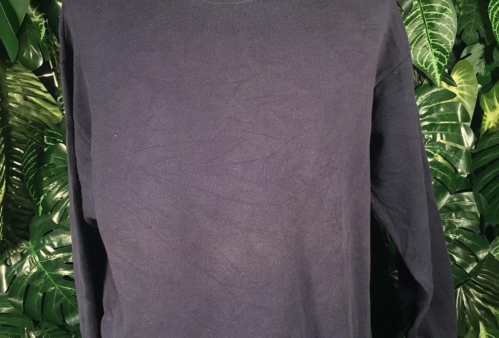Lee jeans ncrew neck (L)