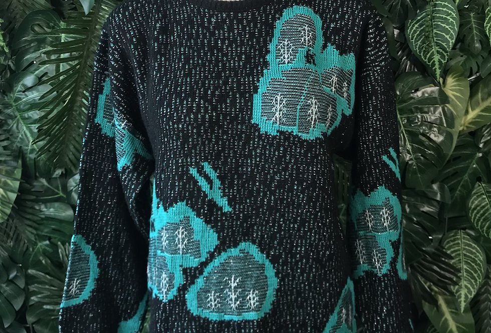 1980s fortune knits (M)