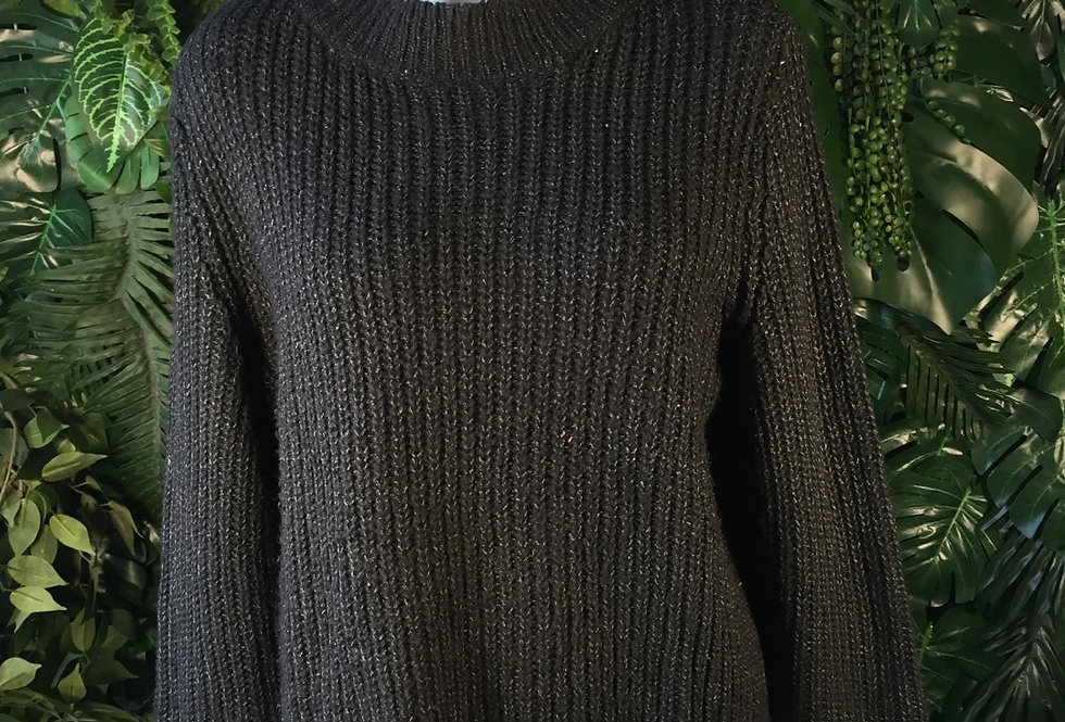 Speckled knit (L)