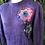 Thumbnail: 1980s floral motiff knit (small to medium )