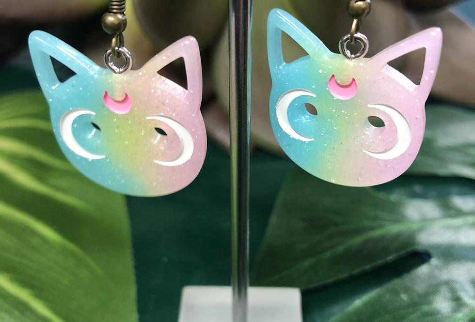 Sailor moon cat 🐱 (4 colours)