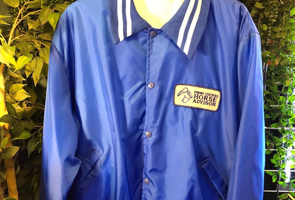 Horse advisor coach jacket