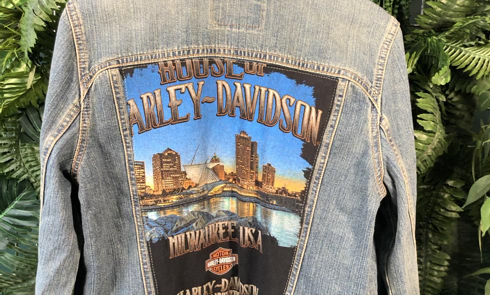 Levi Strauss easy rider / Harley Davison jacket