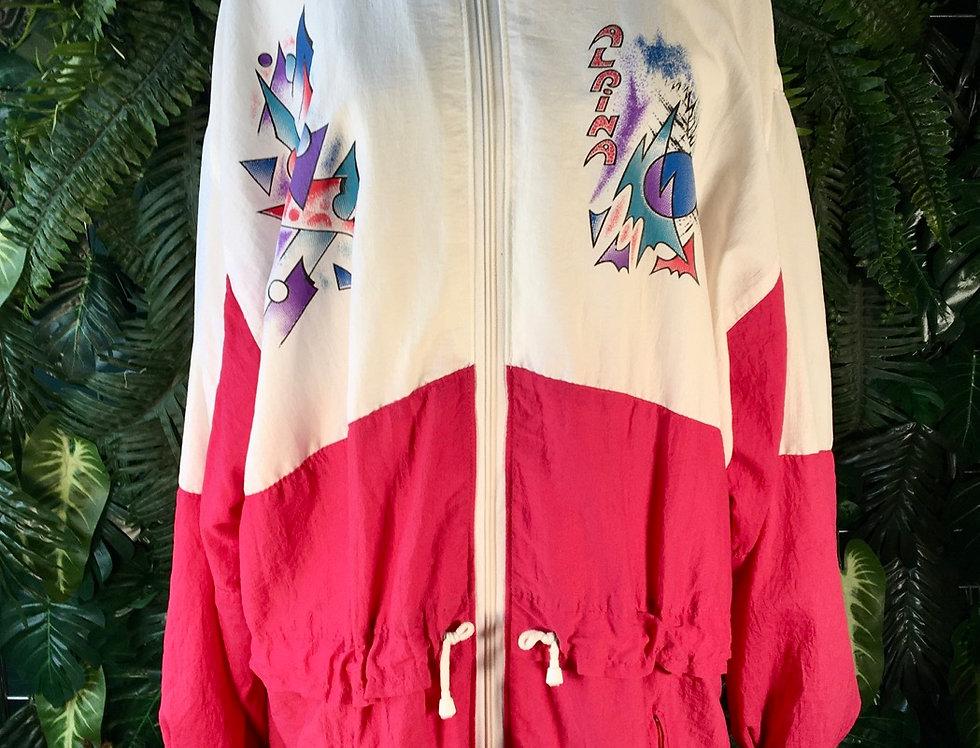 Alpina 90s Shell Jacket (L)