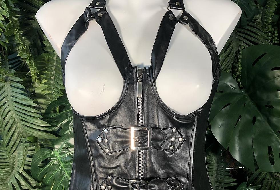 Club pvc corset