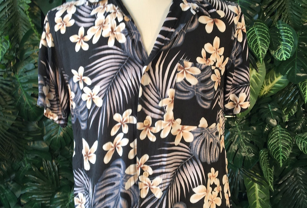 Roushatte Hawaiian shirt (M)