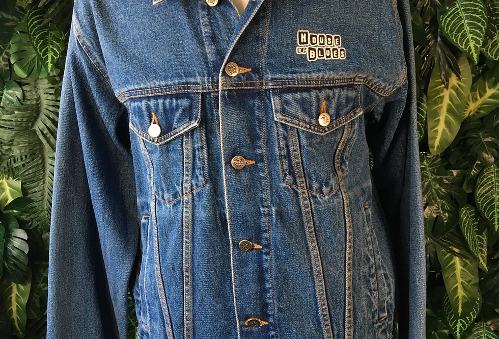 Official House Of Blues denim jacket (S)