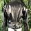 Thumbnail: Black 90s zip jacket