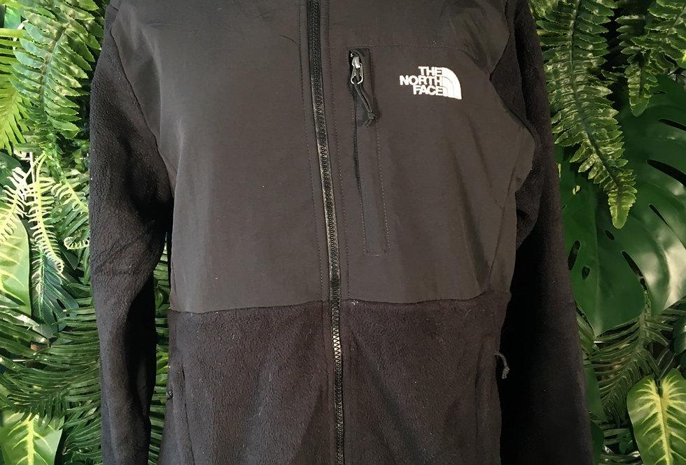 The North Face black fleece
