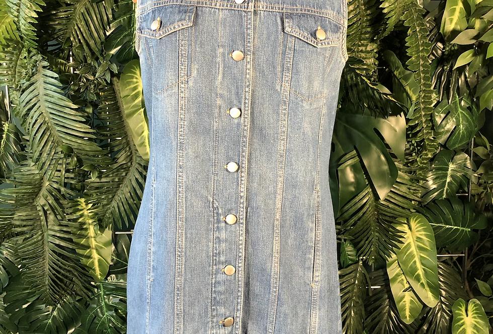 90s button down dress