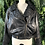 Thumbnail: 90s padded leather jacket