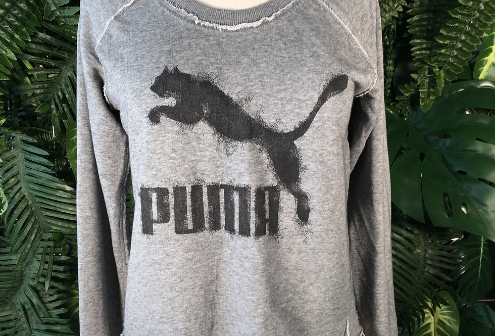Puma crop sweater
