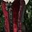Thumbnail: Steel boned lace & clasp corset