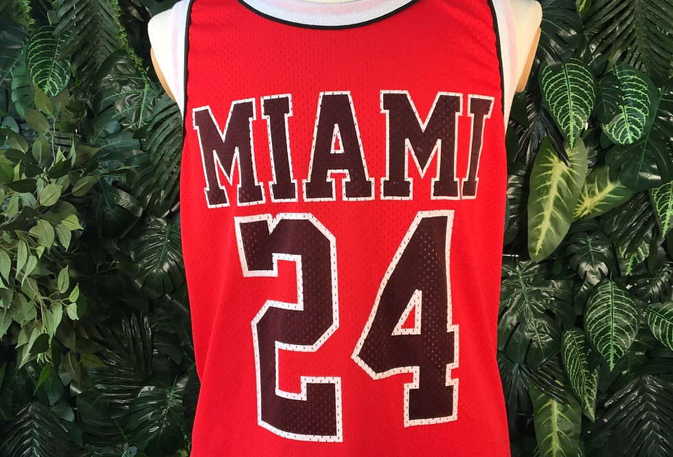 Miami basketball jersey (XXL)