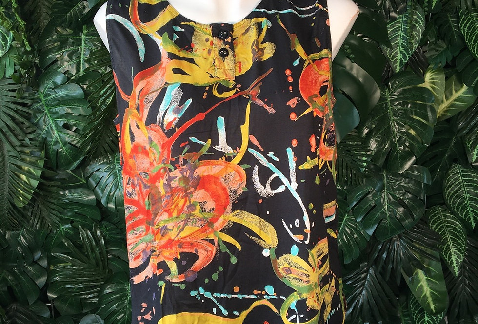 Abstract print too (size 10)