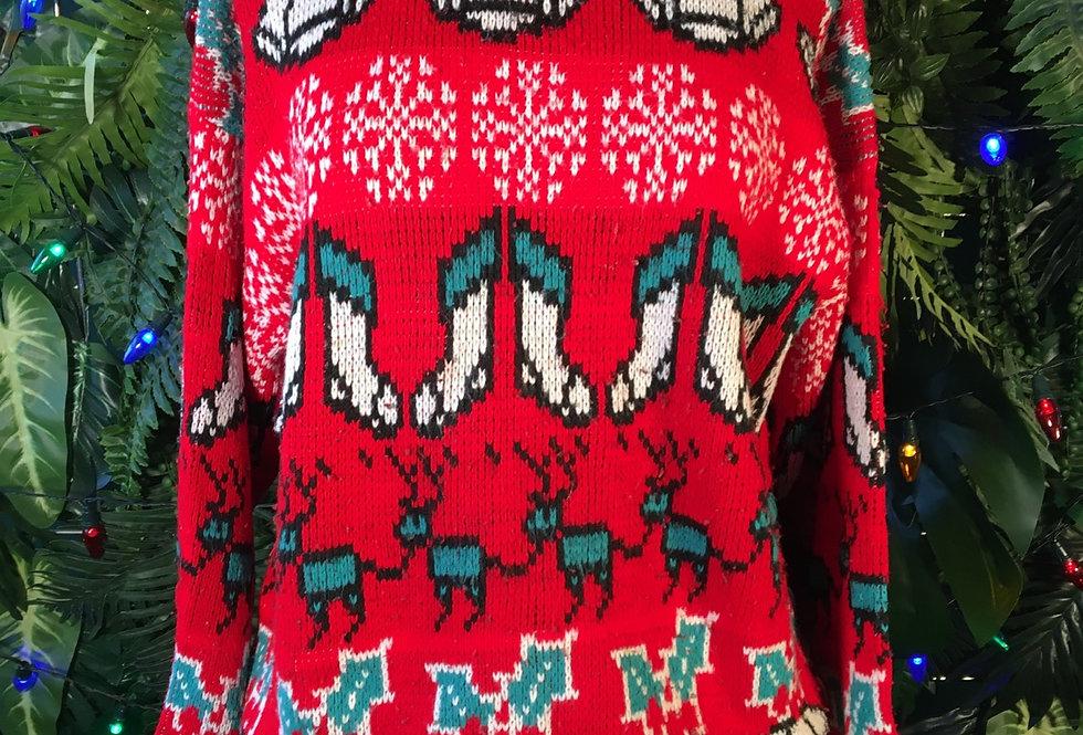Croquet Club Stocking Knit (M)