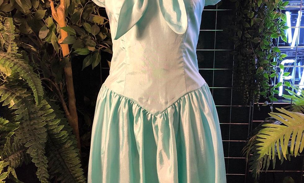 1980s party dress 🎉