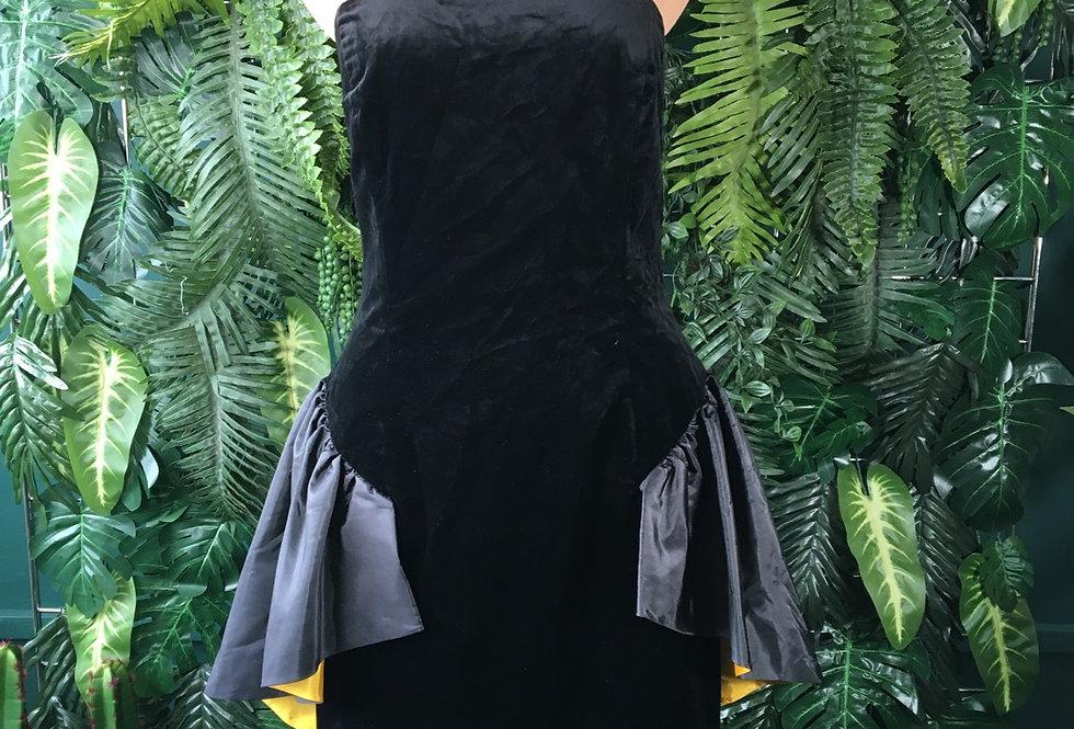 Creation Madamoisellle 80s Dress (14)