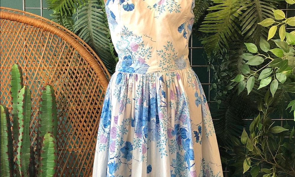 1960s handmade dress