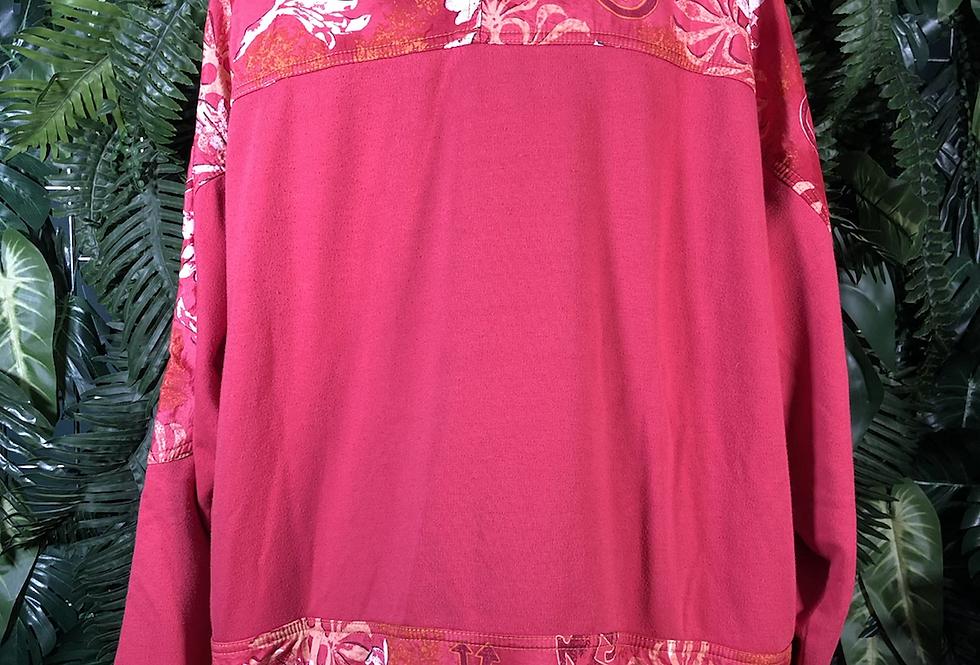 Kiltec sweatshirt zip top