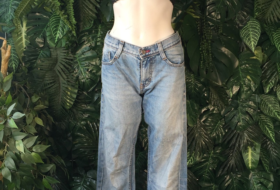 Mustang Y2K low rise jeans (size 10)