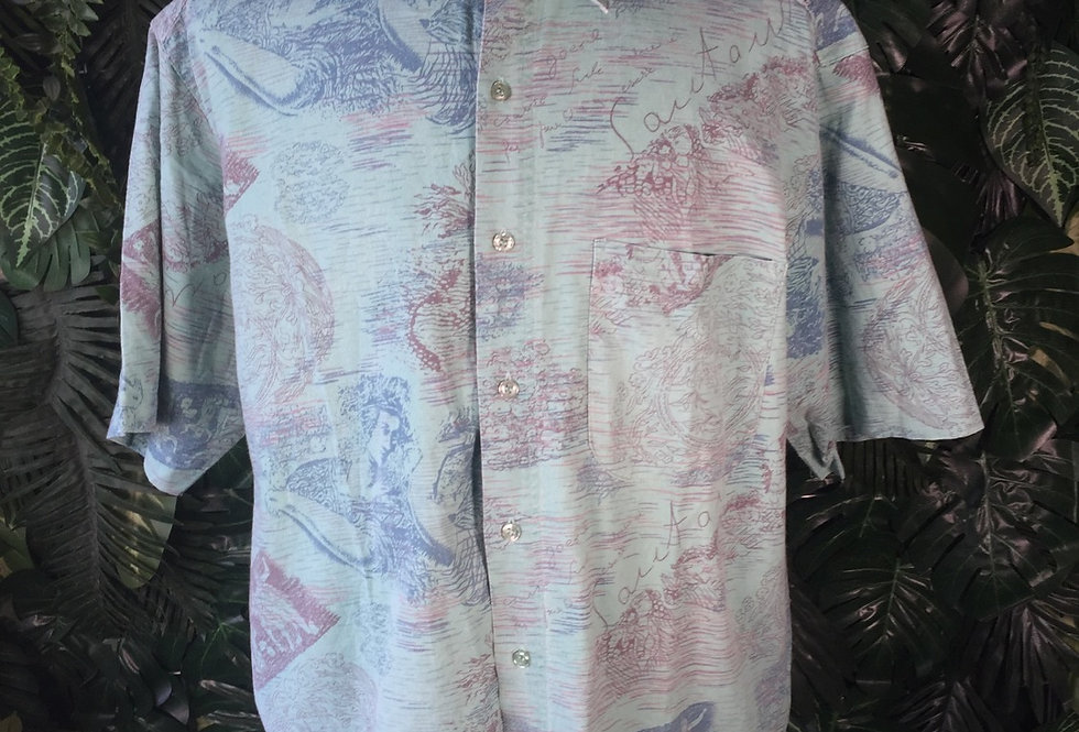 Turbo expedition shirt (L)