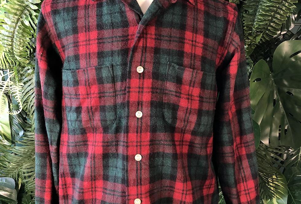 Wellington wool shirt