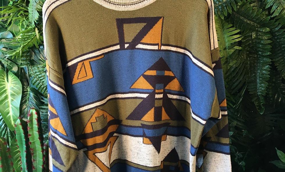 Geometric Knit
