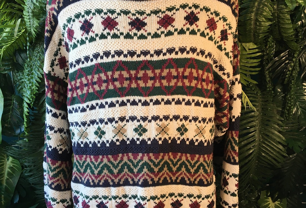 John Weitz Cotton Knit (XL)