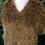 Thumbnail: 90s fluffy gold knit