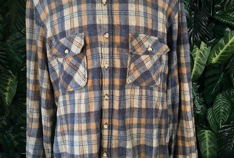 Squa valley check flannel