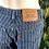Thumbnail: Levi striped denim shorts