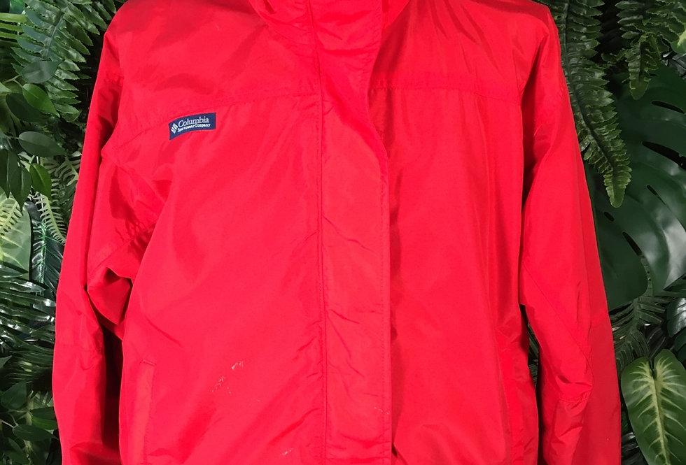 Columbia jacket with detachable fleece