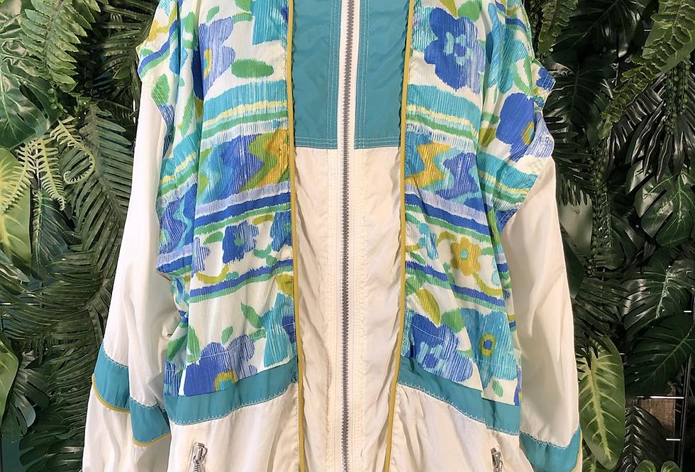 Move sport flower jacket